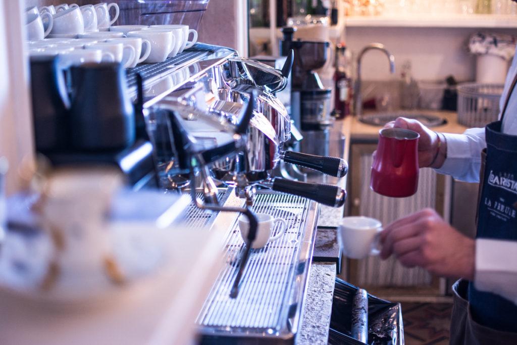Caffetteria La Prèule