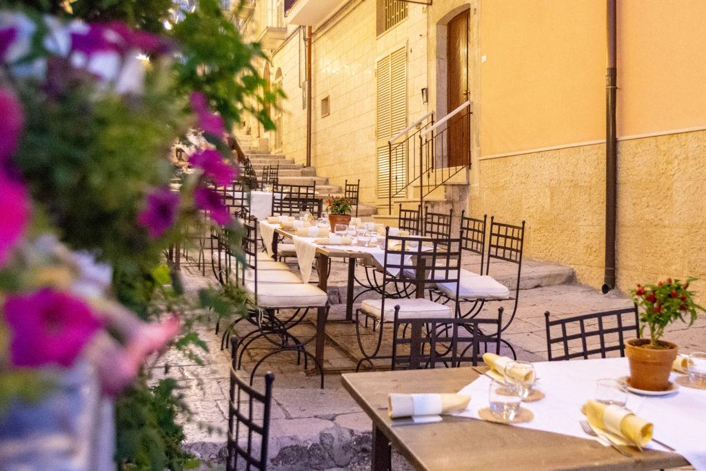 Dehors Ristorante Canosa di Puglia